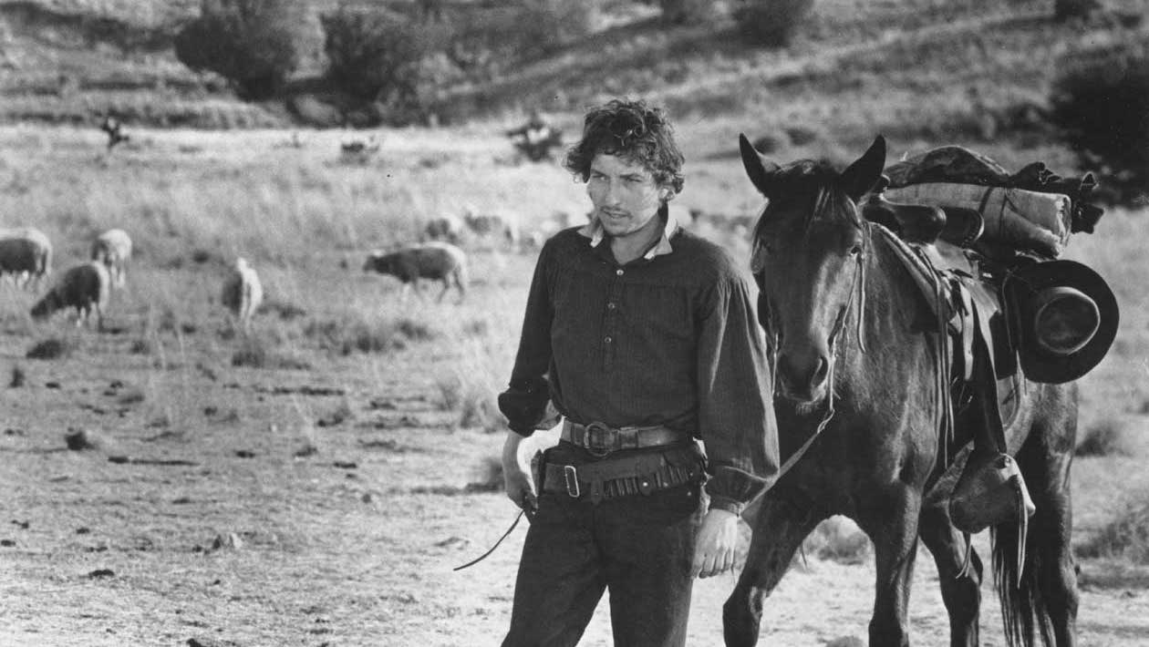 The real hero in Bob Dylan's Western