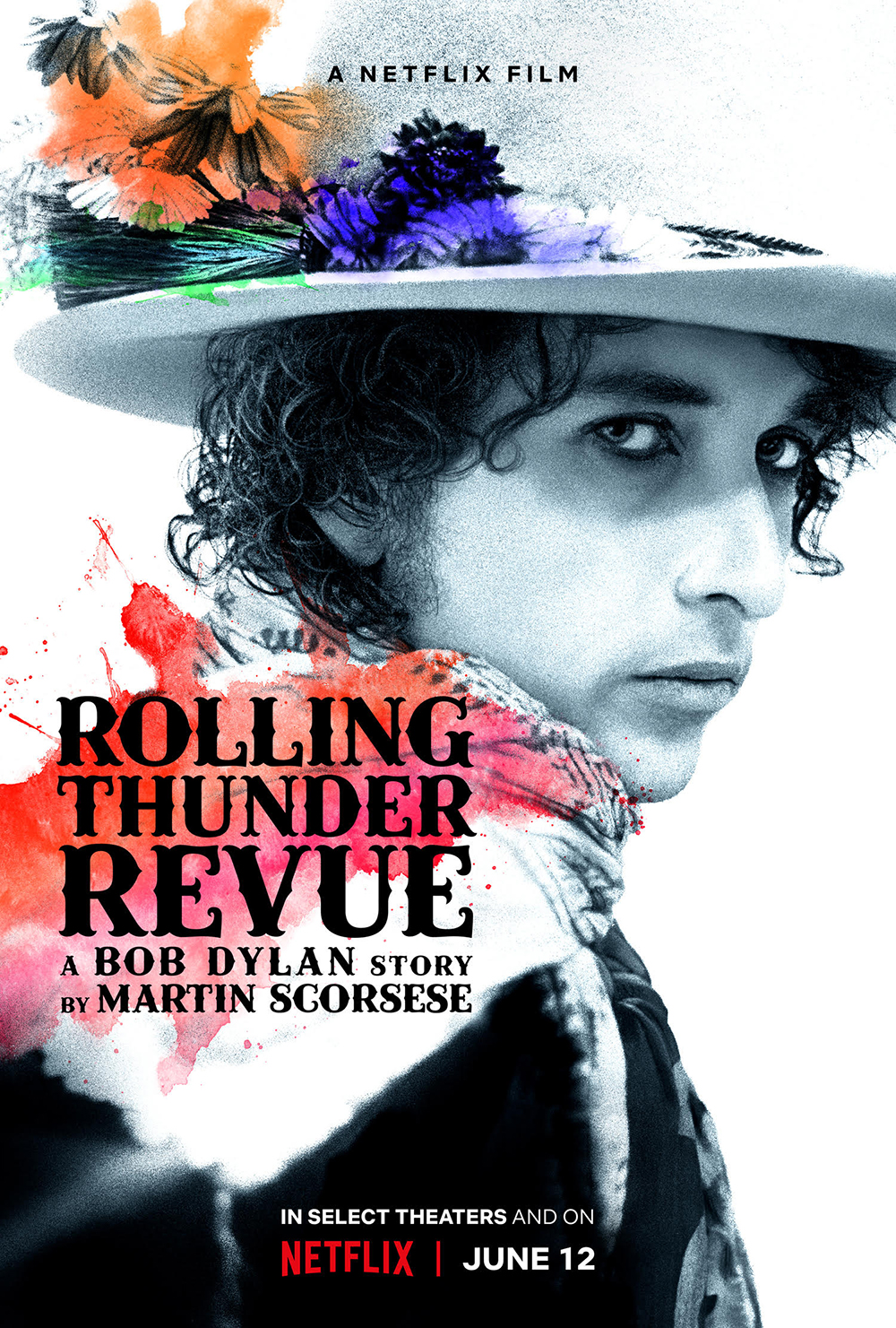 Martin Scorsese's 'Rolling Thunder' Bob Dylan Doc Hits Netflix June 12 (EXCLUSIVE)