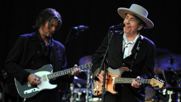 Bob Dylan's poetry has its roots in the Bible