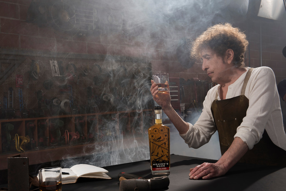 Bob Dylan dabbles with a rare Japanese oak for his next limited edition whiskey